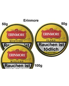 Erinmore Tabaksortiment