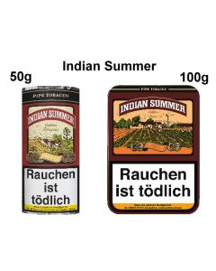 Indian Summer Tabak